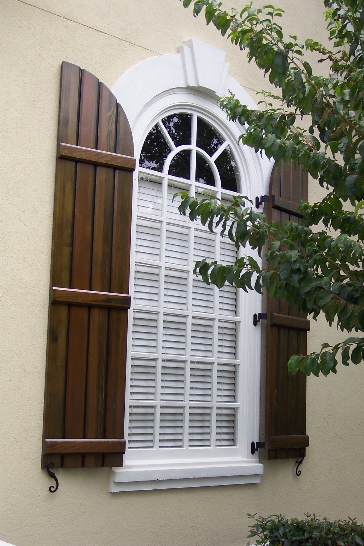 Board And Batten Exterior Shutters For The Home Pinterest